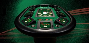 фото покерного стола