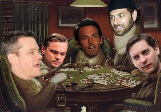 знаменитости играют в рулетку