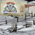 Hurricane Sandy silences Atlantic City's casinos