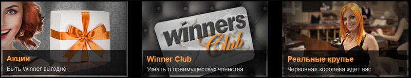 виннер клуб
